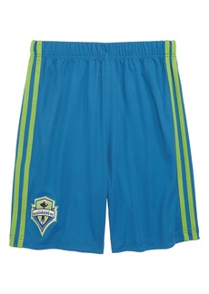 adidas MLS Seattle Sounders FC Shorts (Big Boys)