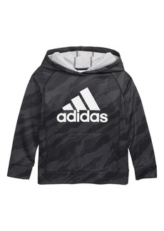 adidas Moto Camo Core Hoodie (Toddler Boys & Little Boys)