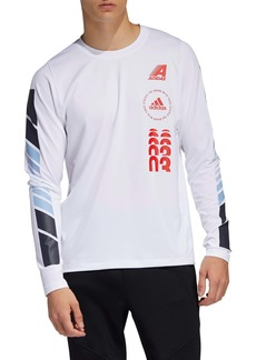 adidas Moto Pack FreeLift Long Sleeve T-Shirt