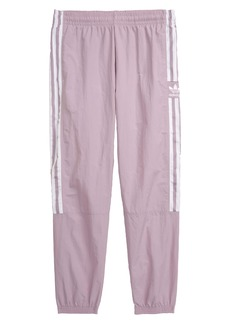adidas New Icon Track Pants (Big Girls)