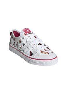adidas Nizza Animal Pattern Sneaker (Big Kid)