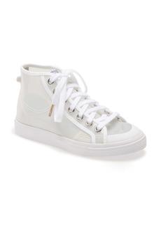 adidas Nizza Opaque High Top Sneaker (Women)