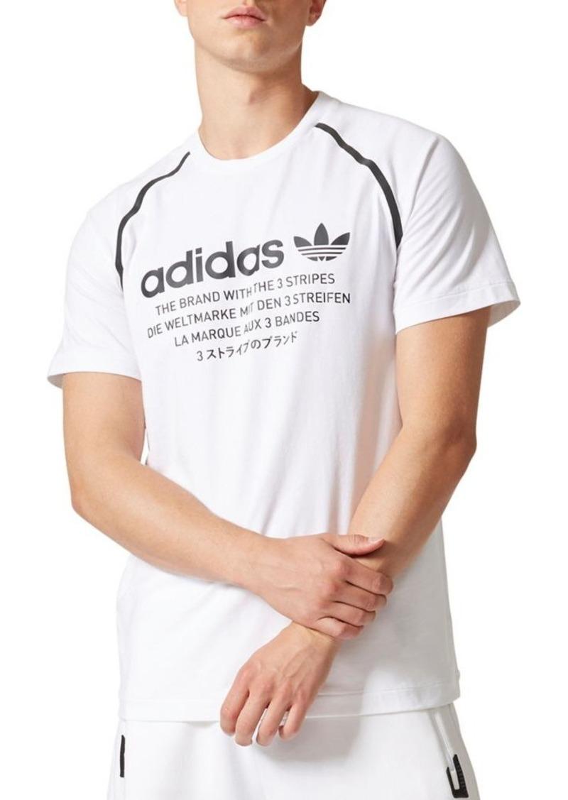 detailed look 67be0 aa0c5 Adidas NMD Crewneck Tee
