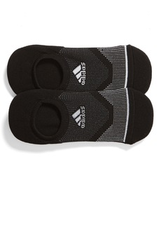 adidas Original Prime Mesh III 2-Pack No-Show Socks