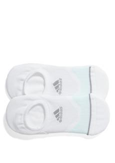adidas Prime Mesh III 2-Pack No-Show Socks