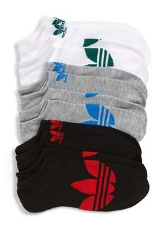 adidas Original Trefoil 3-Pack Low-Cut Socks