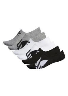 adidas Originals 3-Pack Super No-Show Socks