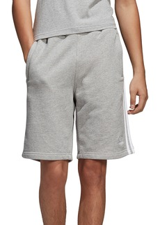 adidas Originals 3-Stripes Athletic Shorts