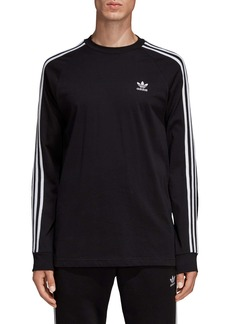 adidas Originals 3-Stripes Long Sleve T-Shirt