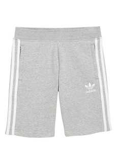 adidas Originals 3-Stripes Sweat Shorts (Little Boys & Big Boys)