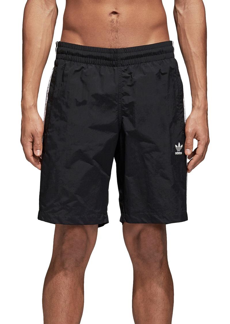 78ff22c3af547 On Sale today! Adidas adidas Originals 3-Stripes Swim Trunks