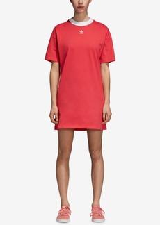 adidas Originals Adicolor Cotton T-Shirt Dress