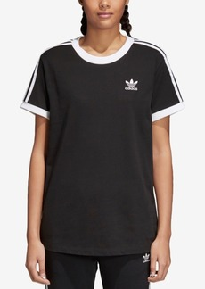 adidas Originals adicolor Cotton Three-Stripes T-Shirt
