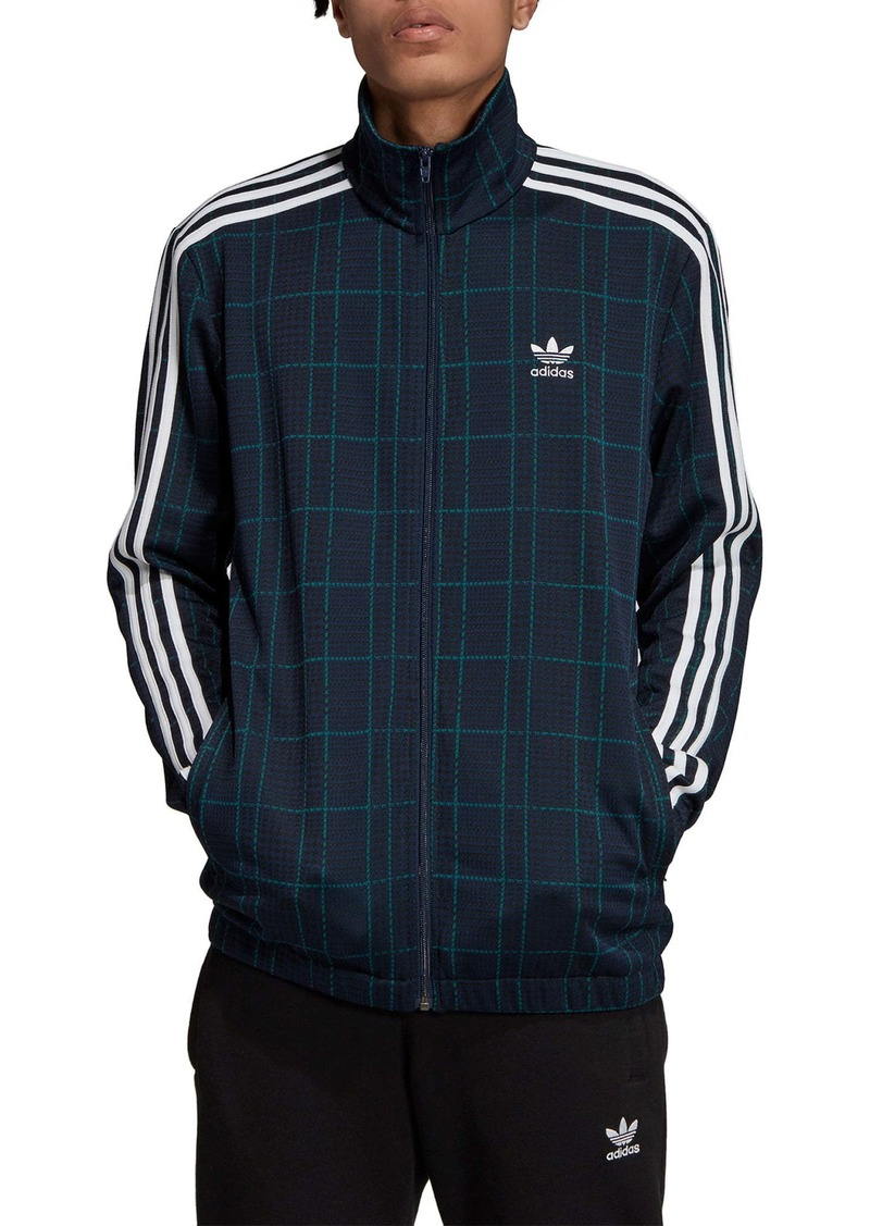 Originals Track Adicolor Jacket Tartan KTJculF13