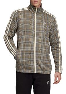 adidas Originals Adicolor Tartan Track Jacket