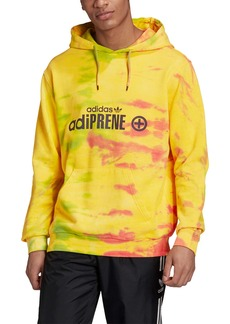 adidas Originals adiPRENE+ Print Tie Dye Hoodie