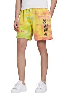 adidas Originals ADIPRENE® Print Tie Dye Shorts