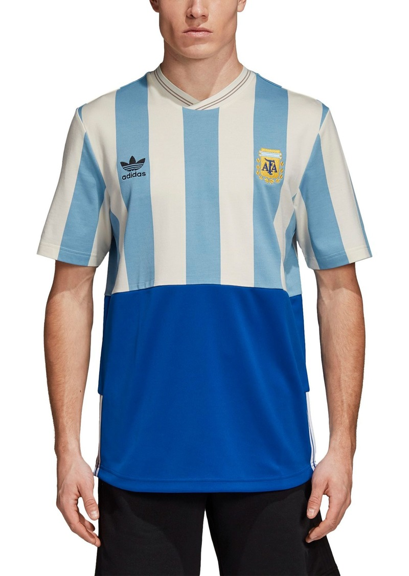198ce3f750f75 On Sale today! Adidas adidas Originals Argentina Mash-Up Jersey