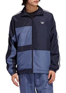 adidas Originals Asymmetrical Colorblock Track Jacket