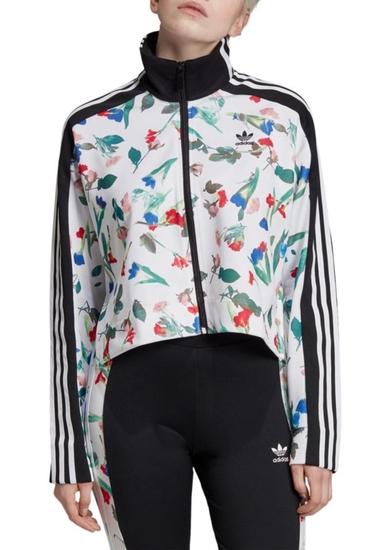 adidas Originals Bellista Cropped Track Jacket