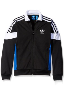 adidas Originals Outerwear Big Boys' Challenger Track Jacket