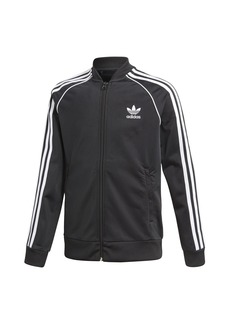 adidas Originals Big Boys' Originals Superstar Tracktop  XL