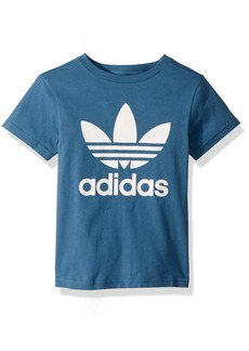 adidas Originals Big Boys' Trefoil Tee  XL
