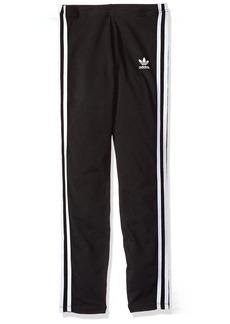 adidas Originals Big Girls' Originals 3 Stripes Leggings  XL