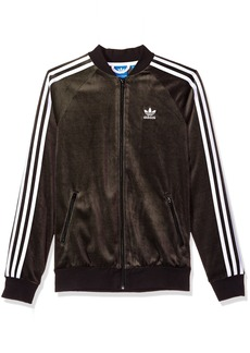 adidas Originals Big Girls' Originals Supergirl Tracktop  M