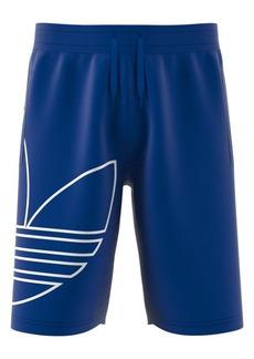adidas Originals Big Trefoil Shorts (Big Boy)