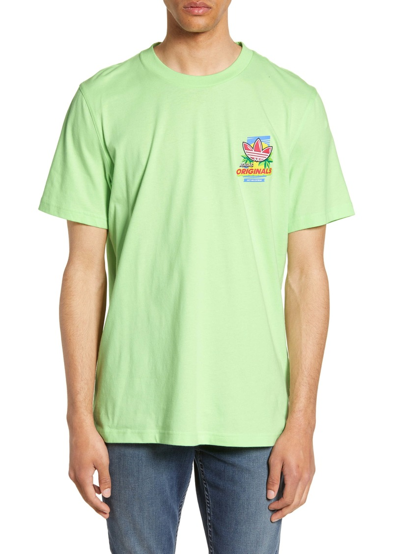adidas Originals Bodega Ice Cream Graphic T-Shirt