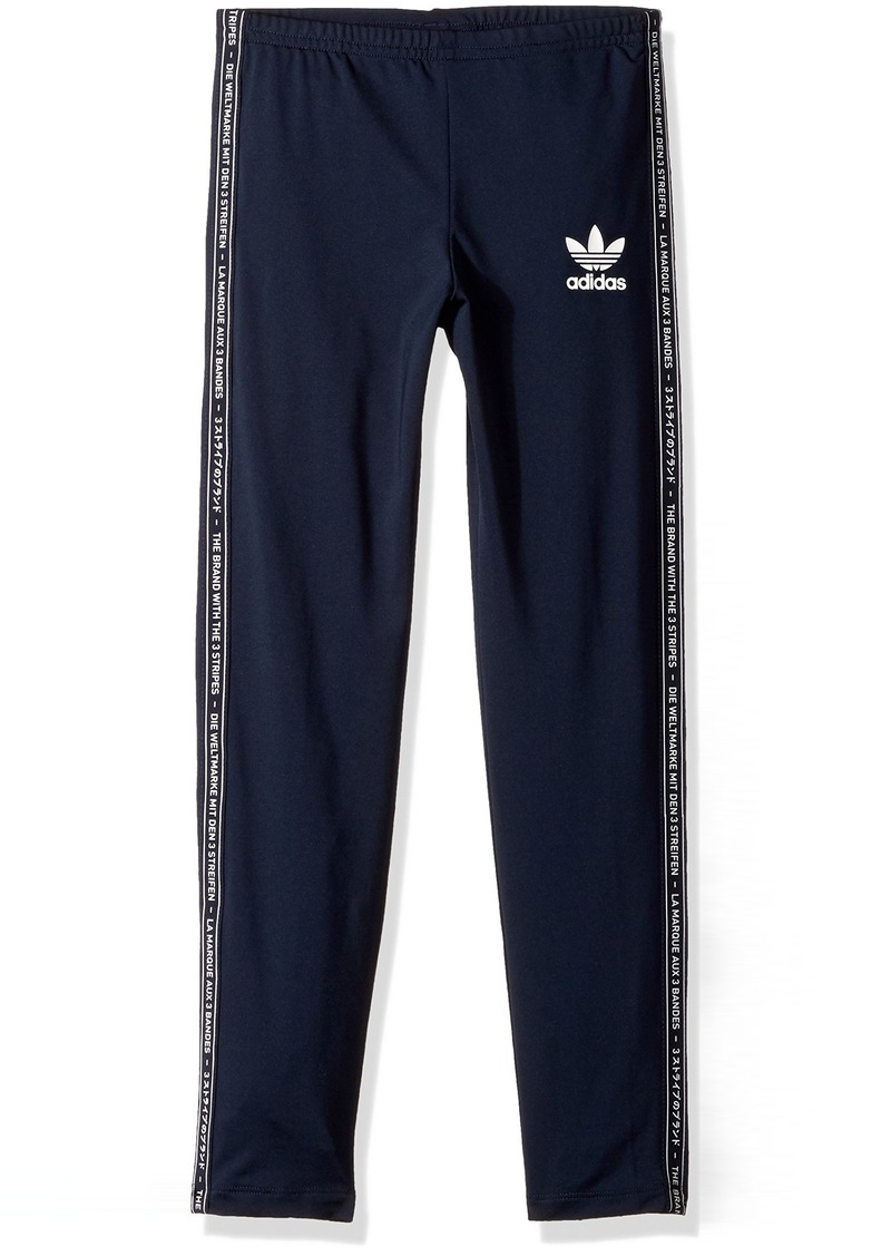 1085378589b26 Adidas adidas Originals Bottoms Big Girls' Kids Leggings | Casual Pants
