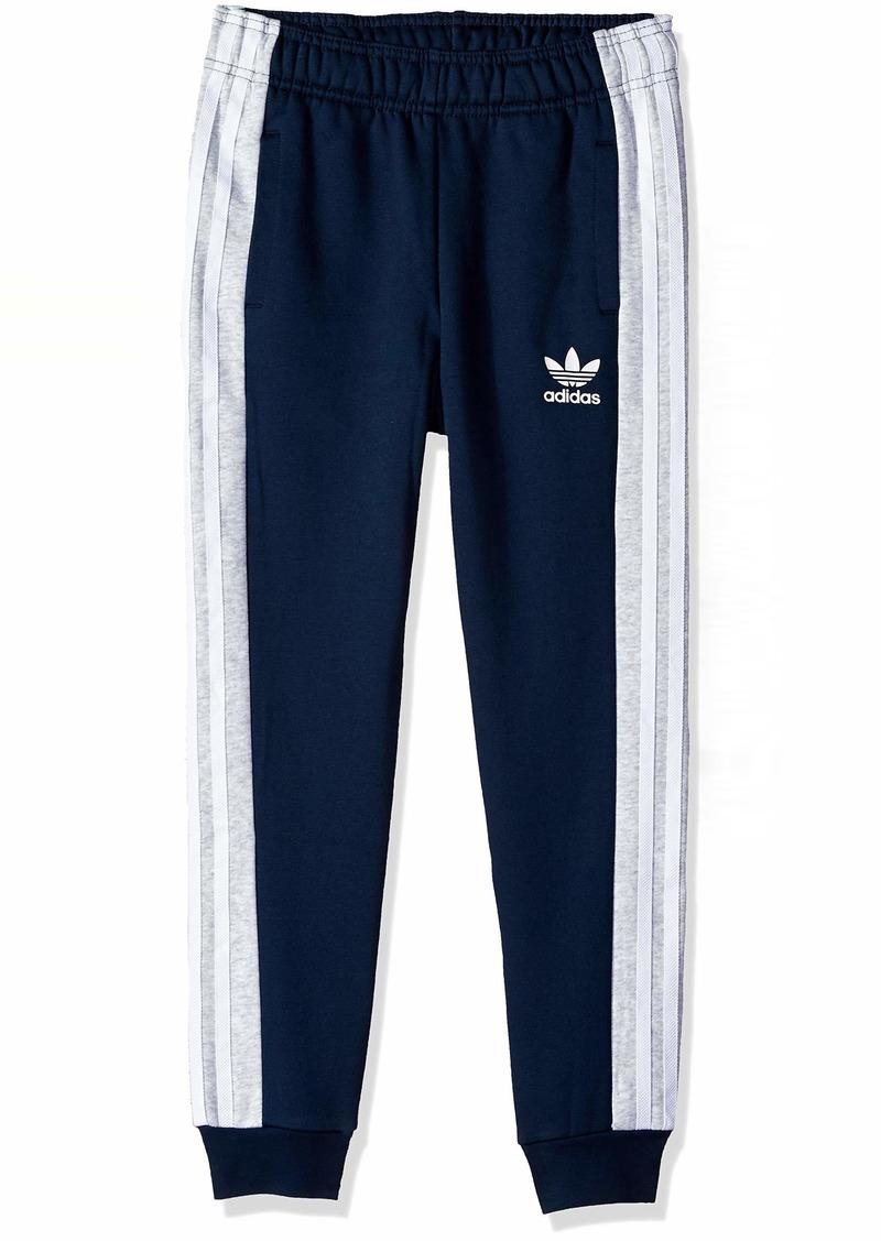 adidas Originals Boys' Big Authentics Pants  M