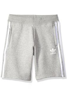 adidas Originals Boys' Big Trefoil Shorts  XL