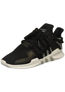 adidas Originals Boys' EQT Support ADV J Sneaker Black/White