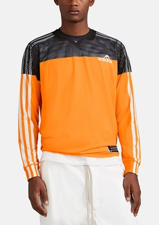 adidas Originals by Alexander Wang Men's Photocopy Long-Sleeve Soccer Jersey
