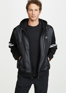 adidas Originals by Alexander Wang Wangbody Overlayed Jacket