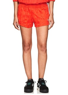 adidas Originals by Alexander Wang Women's Crinkled Jersey Shorts
