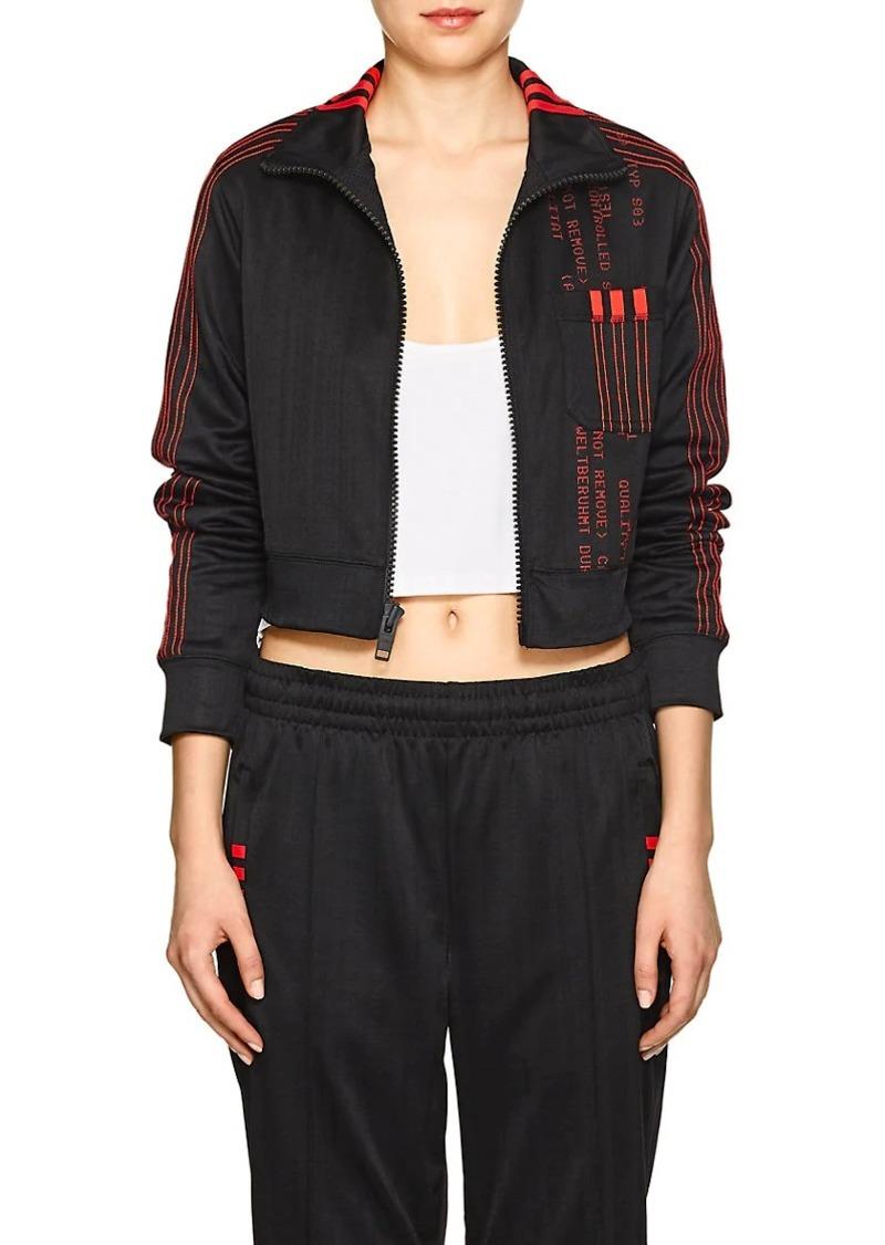 d3d08234 Adidas adidas Originals by Alexander Wang Women's Crop Track Jacket ...