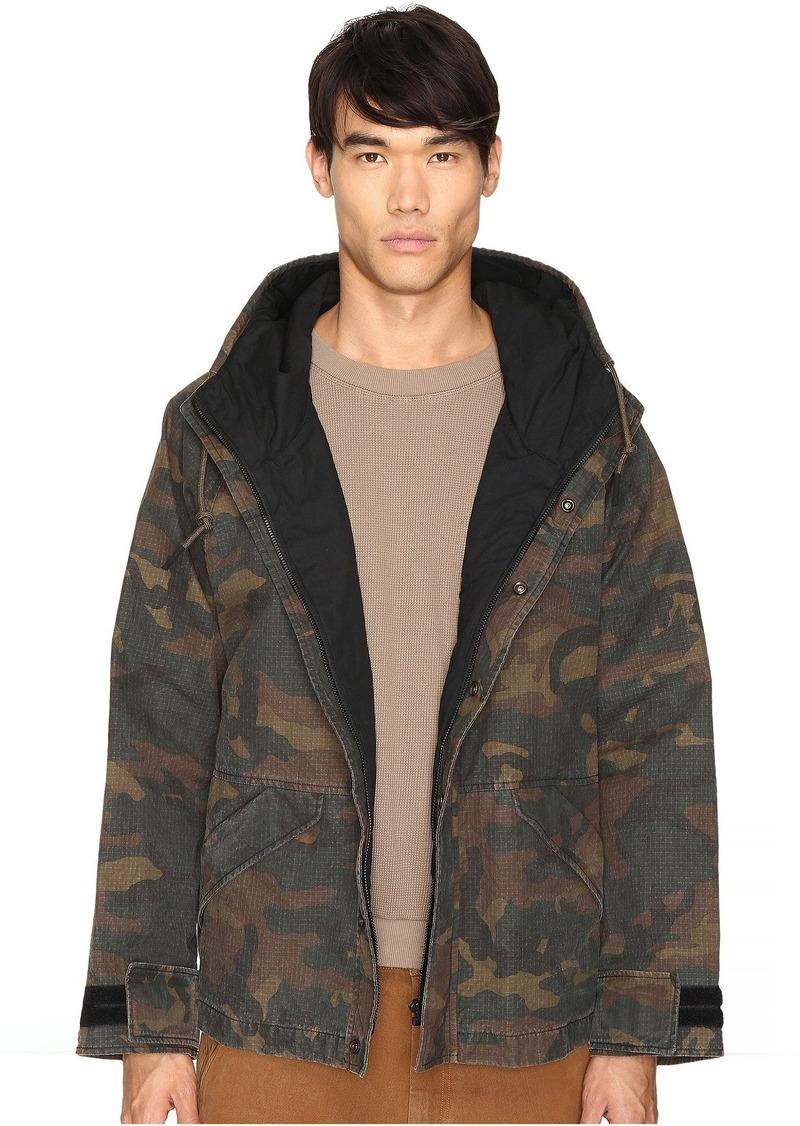 7f3a14b8c20 Adidas adidas Originals by Kanye West YEEZY SEASON 1 Hooded Jacket ...