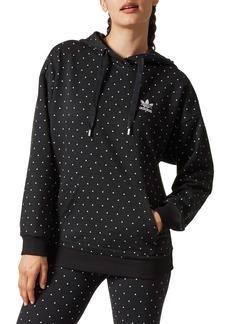 adidas Originals by Pharrell Williams HU Hiking Logo Hooded Sweatshirt