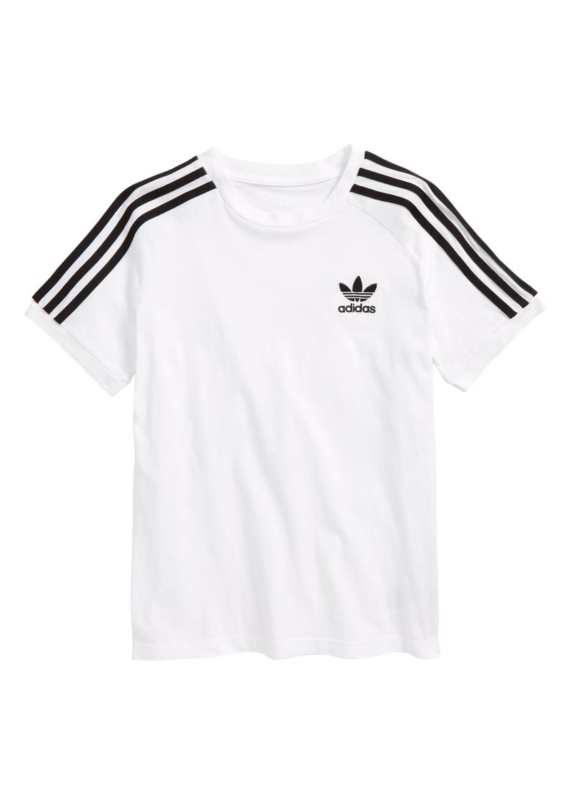 adidas Originals California T-Shirt (Little Boys & Big Boys)