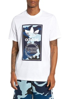 adidas Originals Camo Logo T-Shirt