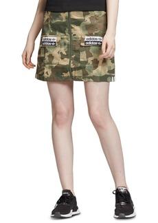 adidas Originals Women's Camo Skirt