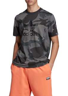 adidas Originals Camo T-Shirt (Regular Retail Price: $30)