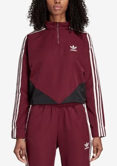 adidas Originals Clrdo Quarter-Zip Track Jacket