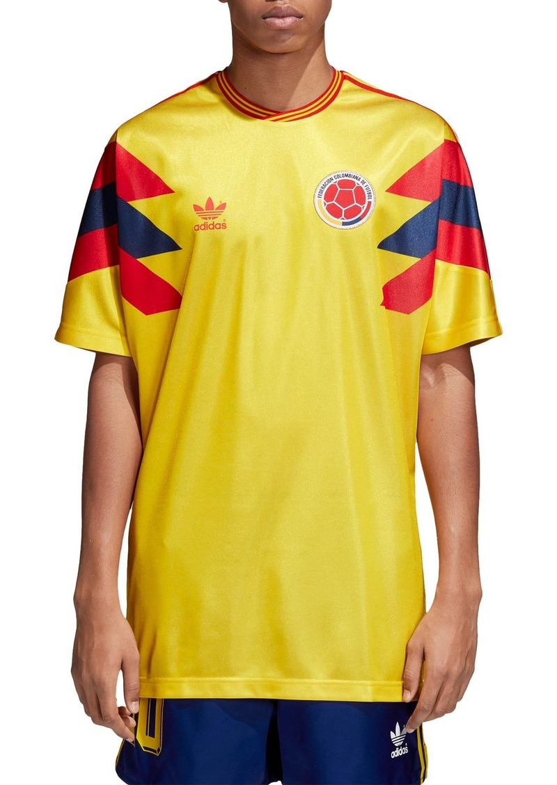 Adidas adidas Originals Colombia Soccer Jersey Now  44.98 b434f0056