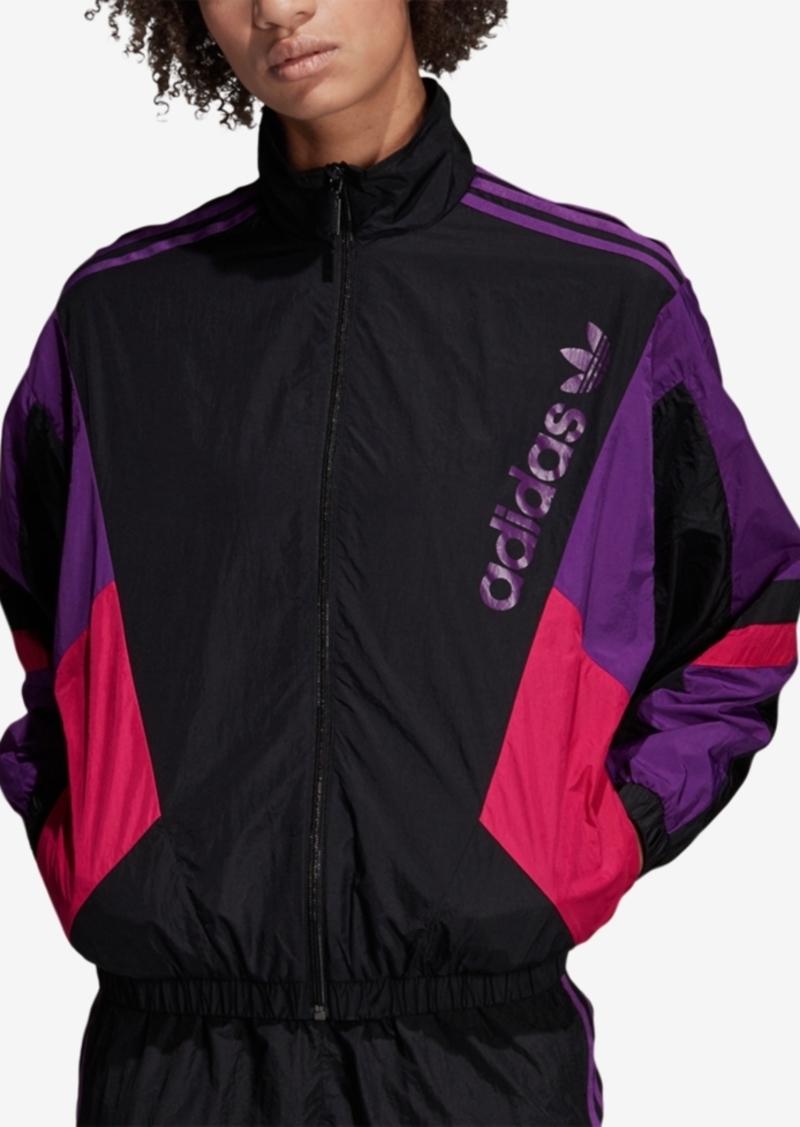 adidas Originals Colorblocked Track Jacket