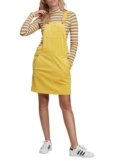 adidas Originals Corduroy Pinafore Dress