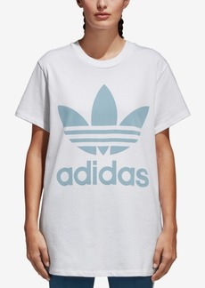adidas Originals adicolor Cotton Relaxed Trefoil T-Shirt
